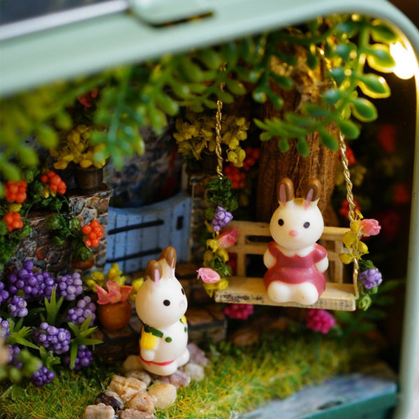 Countryside Notes - Dollhouse Miniature DIY
