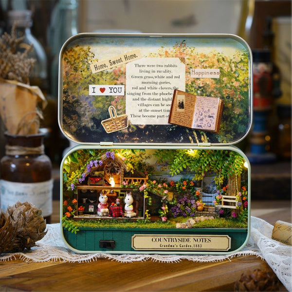 Countryside Notes - Dollhouse Miniature