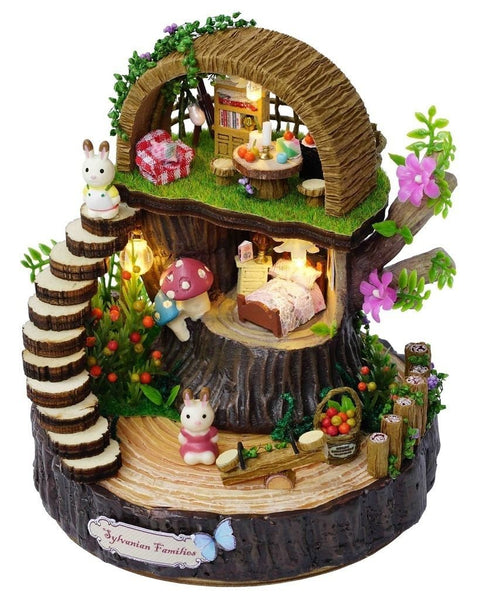 Miniature Fantasy Forest DIY Kit