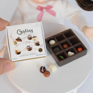 Mini Guylian Chocolate Box (1:6 scale)