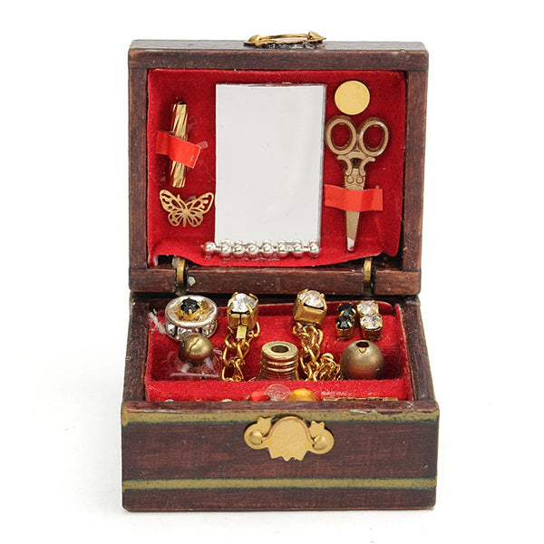 Miniature Dollhouse Jewelry