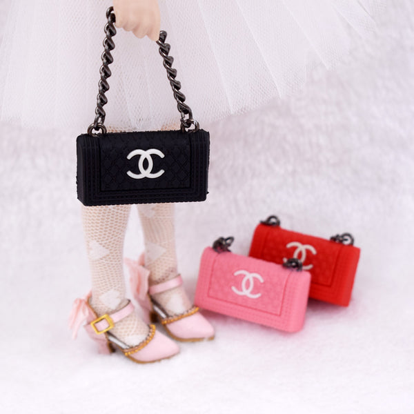 1:6 scale dolls handbag