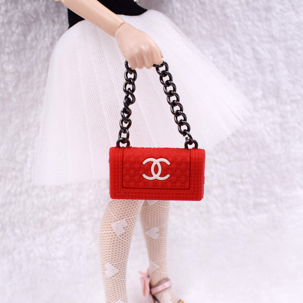 Dollhouse Miniature Chanel Bags
