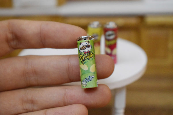 Dollhouse Miniature Pringles