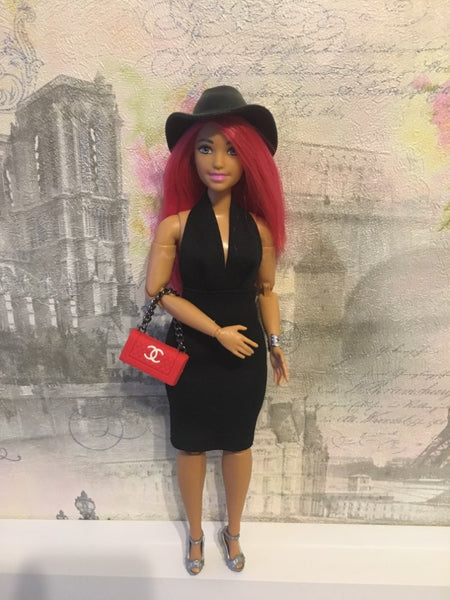 Doll Miniature Chanel Handbags