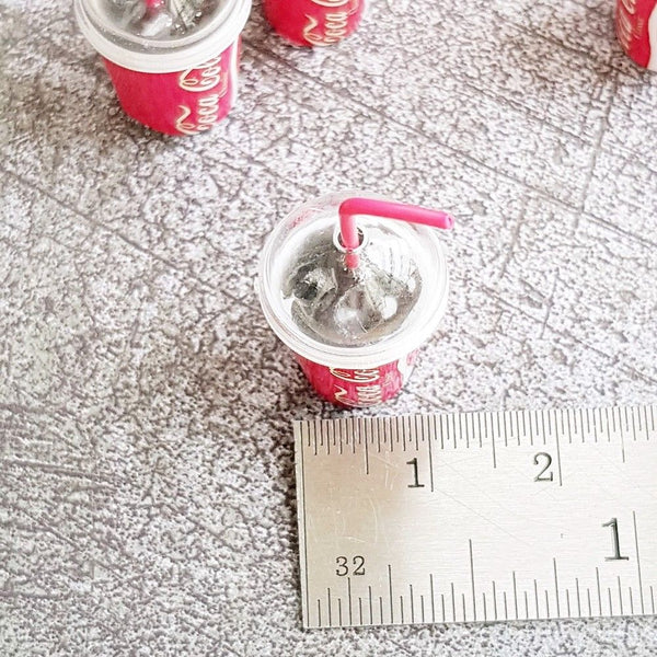 1/12 scale coca cola dollhouse miniature