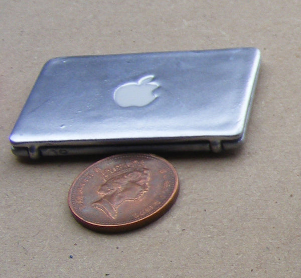 Dollhouse MacBook Air (1:12 scale)