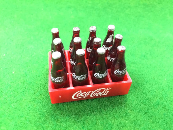 Doll house coca cola