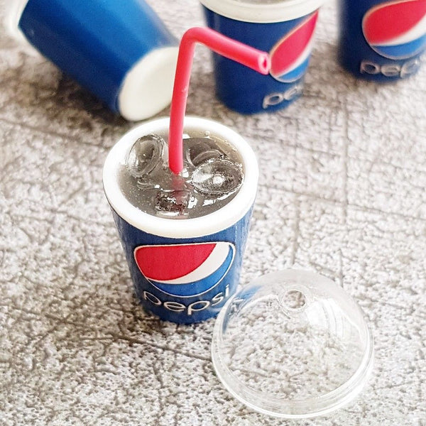 Pepsi dollhouse miniature 1:12 scale