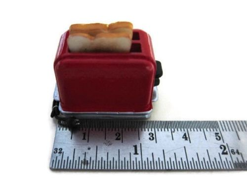 1:12 Miniature Bread Toaster
