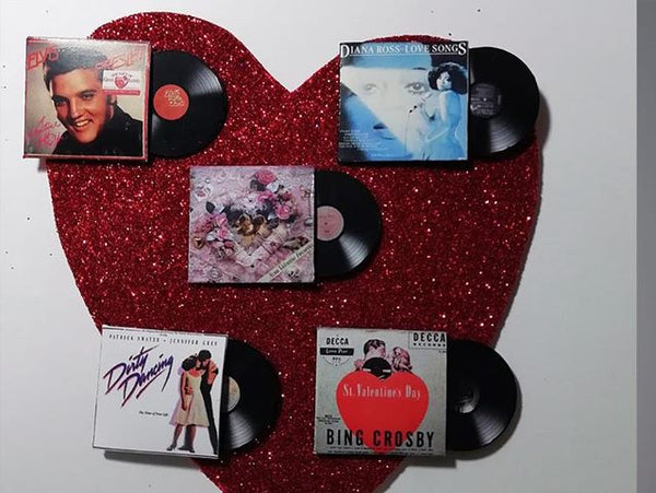 Miniature Valentines Vinyl Collection