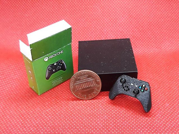 Miniature Xbox One controller