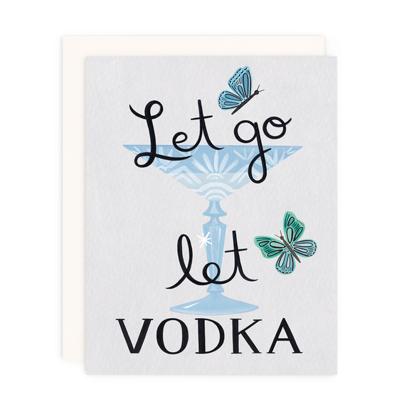 Let Go Let Vodka