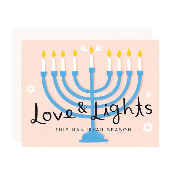 Love & Lights Hanukkah