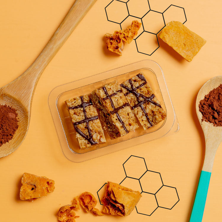 honeycomb flapjack multipack