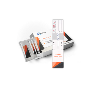 Clungene® 1 Panel Drug Test Dip Card