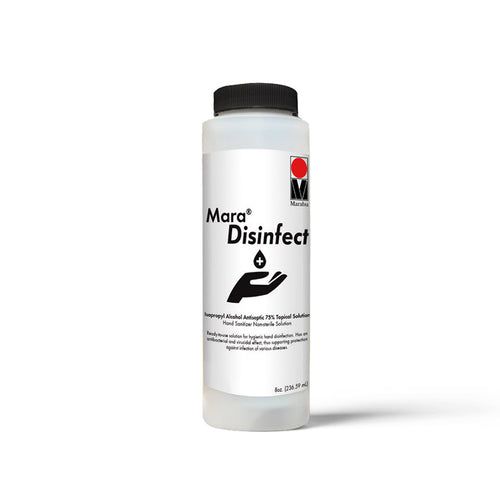 Mara® Disinfect No-rinse hand and surface sanitizer, 8 oz. (24 Pack)