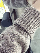 Long Loose Winter Sweater