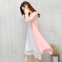 Two Pieces Dress Maxi Casual Dress