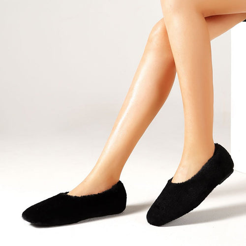 Comfortable Flat Bottom Casual Lazy Shoes