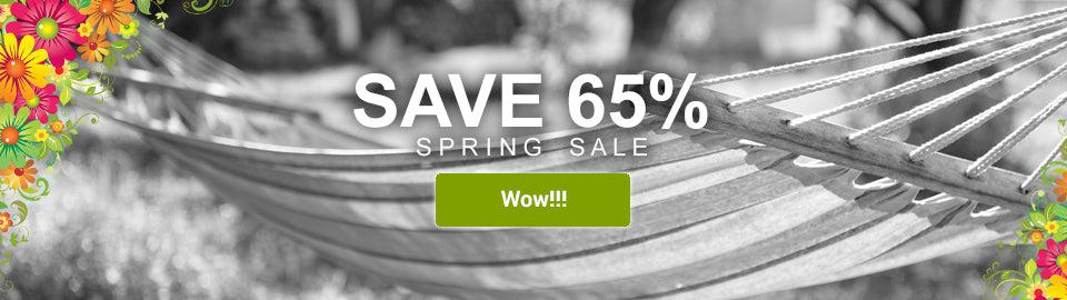 Simply Hammocks - Spring Sale