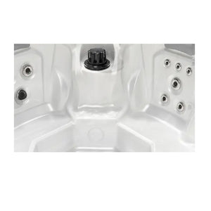Halo 7 Seater Round Hot Tub Spa