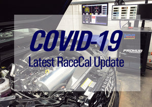 Latest COVID-19 News from RaceCal