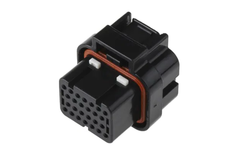AMP 26-Way (Key 1) Connector + Terminals
