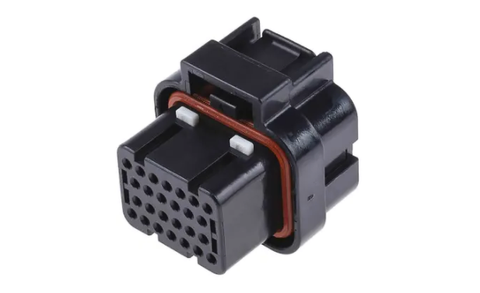 AMP 26-Way (Key 2) Connector + Terminals