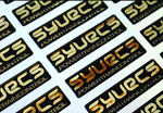 Syvecs Gel Badge