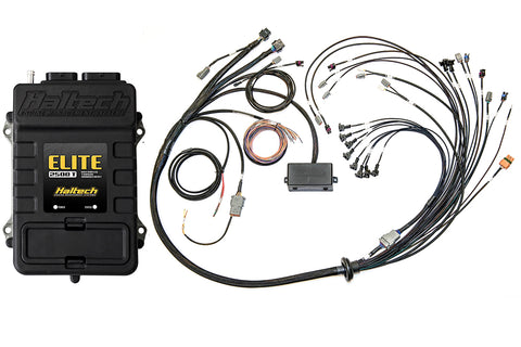 Elite 2500 T + Toyota 2JZ IGN-1A Terminated Harness Kit
