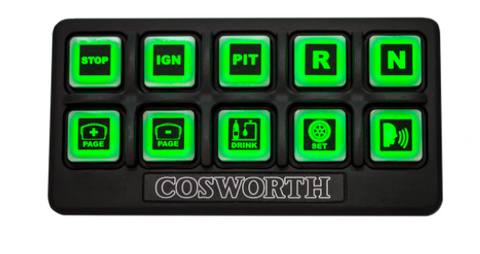 Cosworth RSP (Rubber Switch Panel)