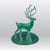 3D Model Resin LCD/DLP/LED - Solid Green