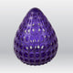 3D Model Resin LCD/DLP/LED - Solid Purple