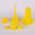 3D Model Resin LCD/DLP/LED - Solid Yellow