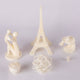 3D Model Resin SLA LASER - Solid White