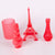 3D Model Resin LCD/DLP/LED - Solid Red