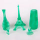 3D Model Resin LCD/DLP/LED - Clear Green