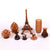 3D Model Resin SLA LASER - Solid Brown