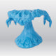 3D Model Resin SLA LASER - Solid Skin