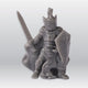 3D Model Resin SLA LASER - Solid Grey