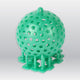 3D Model Resin SLA LASER - Clear Green
