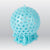 3D Model Resin SLA LASER - Solid Light Blue