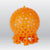 3D Model Resin SLA LASER - Clear Amber