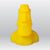 3D Model Resin SLA LASER - Solid Yellow