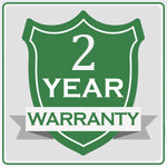 2 Year warranty available on the Olympus DS-9500 Dictation Device