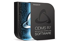 Olympus ODMS R7 Dictation Management Sotware for the DS-9500 WiFi Enabled Device
