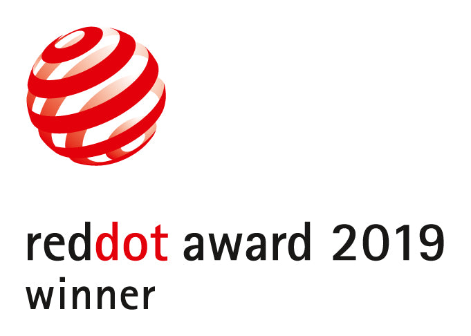 The Olympus DS-9500 WiFi Dictation Device Awarded Red Dot Design Award Winner 2019