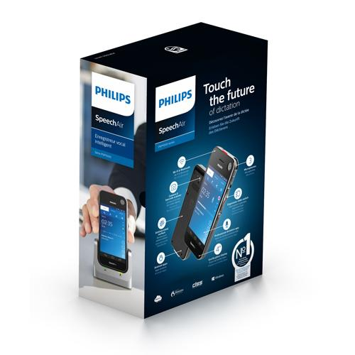 Philips SpeechAir Plus (PSP2100) - Speak-IT Solutions LTD