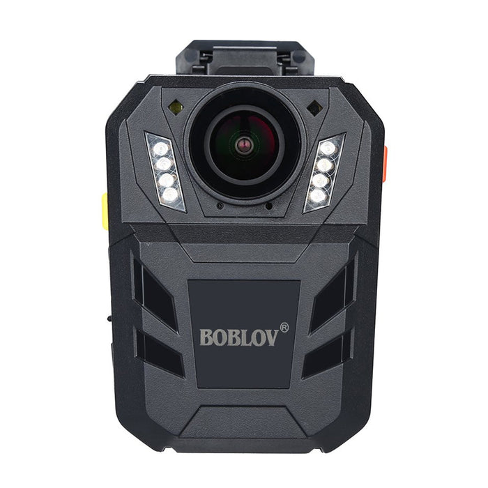 Boblov WA7-D HD Body Worn Camera with Remote Control - Speak-IT Solutions LTD